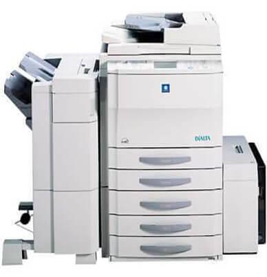 Konica Minolta Photocopier machines in Pakistan DI 450, Konica Minolta DI 450