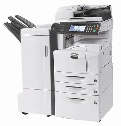 Kyocera Photocopy machines on Rent in Karachi KM 5050, Kyocera Mita KM-5050